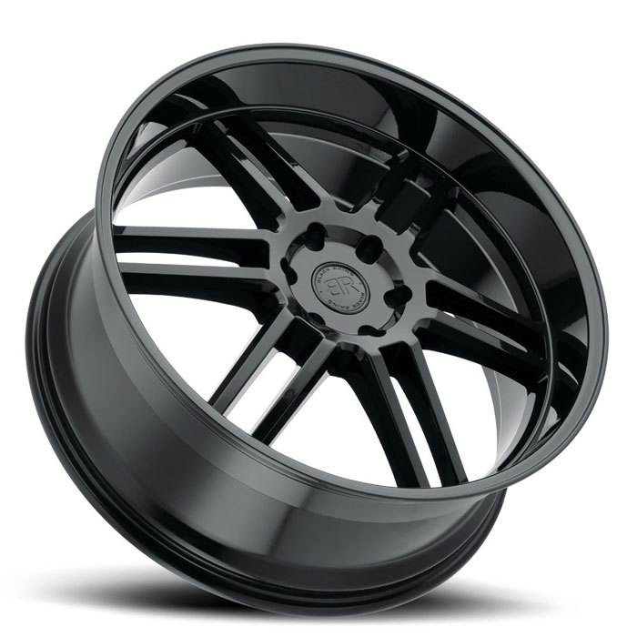 Black Rhino Katavi Gloss Black Finish Truck Wheels