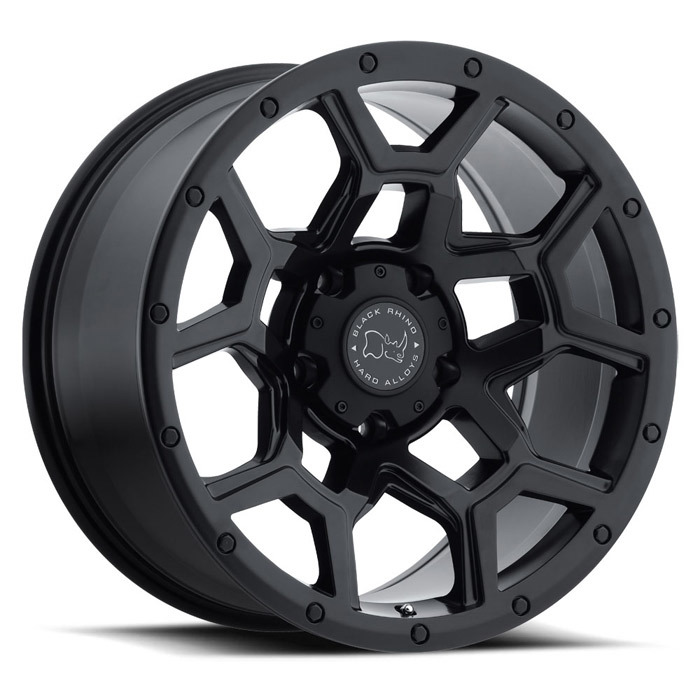 Black Rhino Overland Off Road Wheels