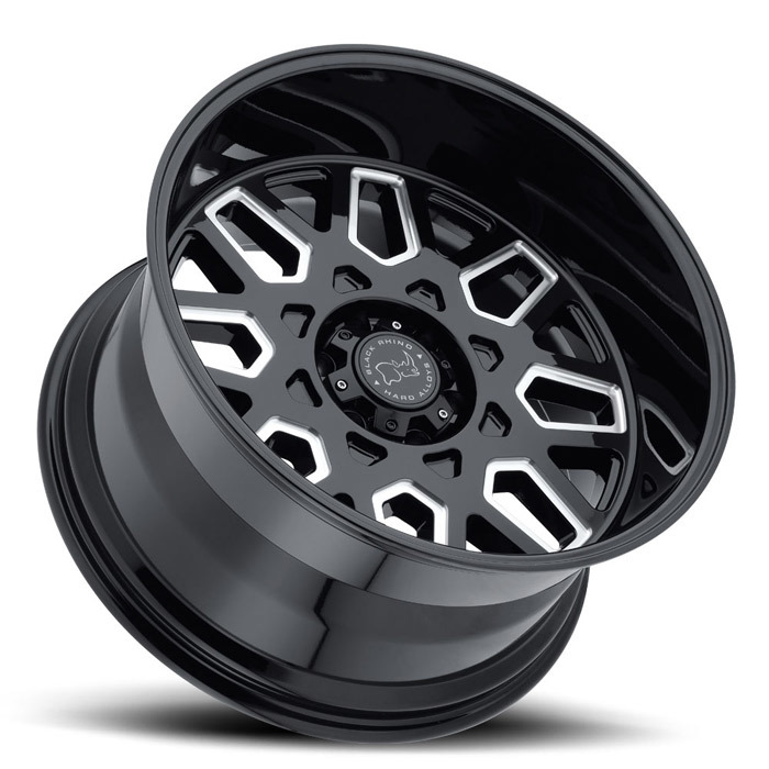 Black Rhino Predator Off Road Wheels