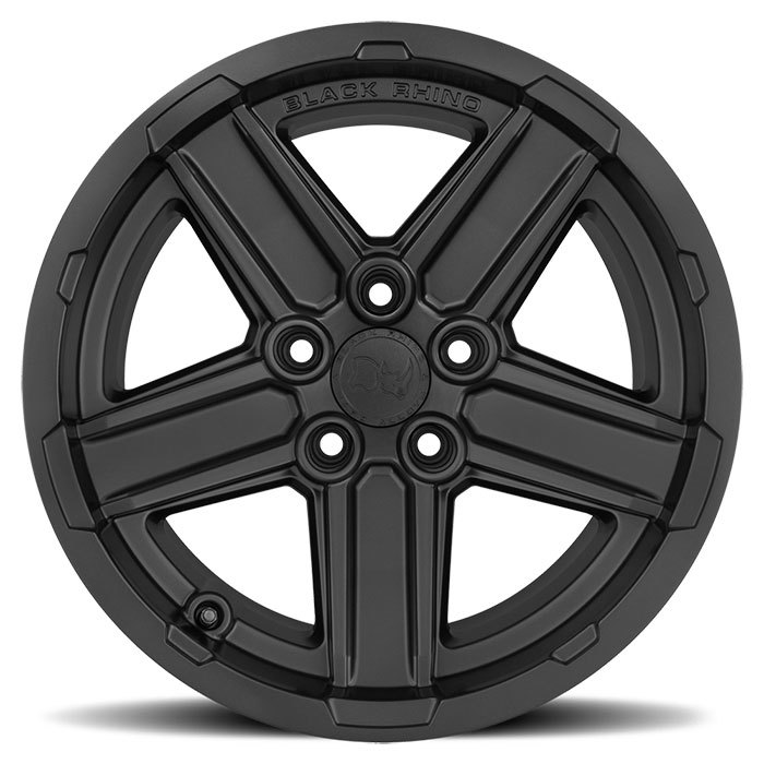 Black Rhino Recon Wheels Matte Black Finish