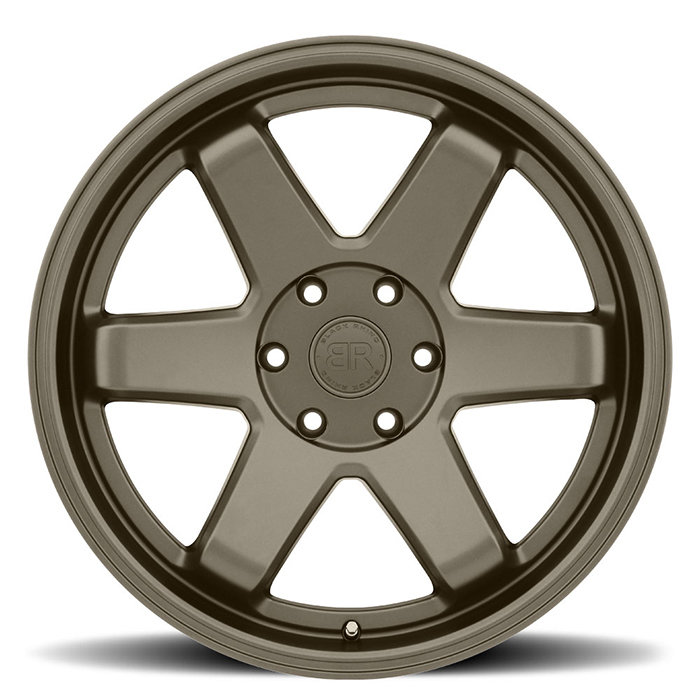 Black Rhino Roku Truck Wheels
