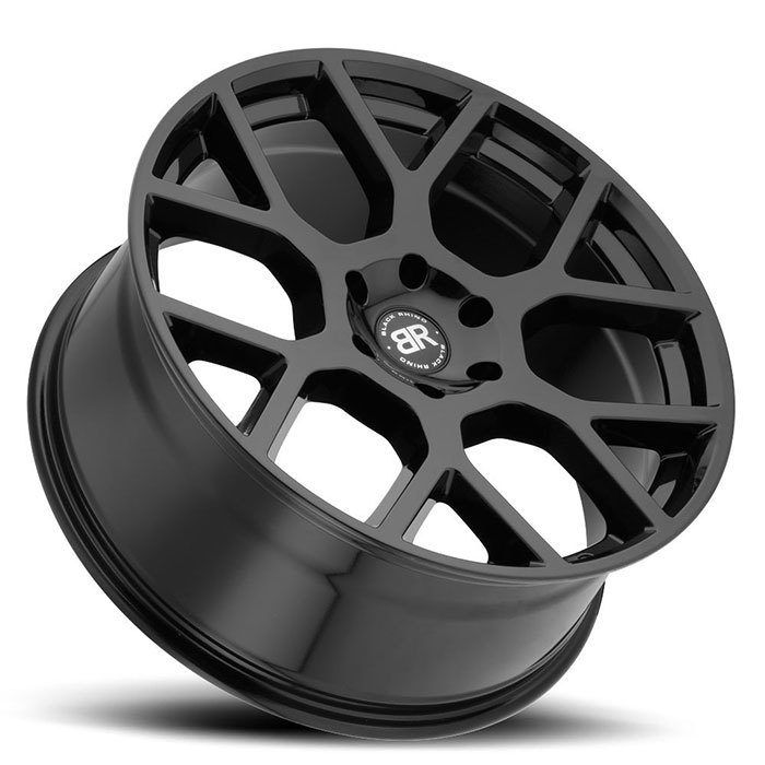 Black Rhino Tembe Truck Wheels