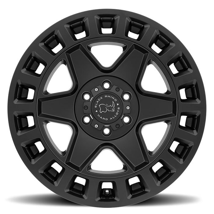 Black Rhino York Off Road Wheels