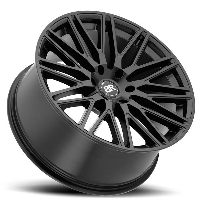 Black Rhino Zulu Truck Wheels