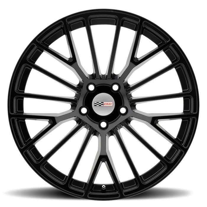 Cray Astoria Corvette Wheels