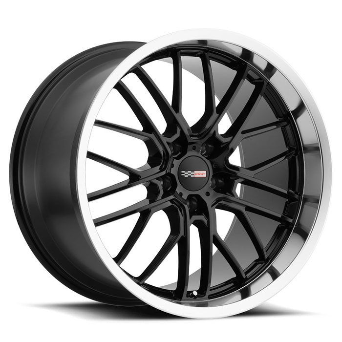 Cray Eagle Corvette Wheels