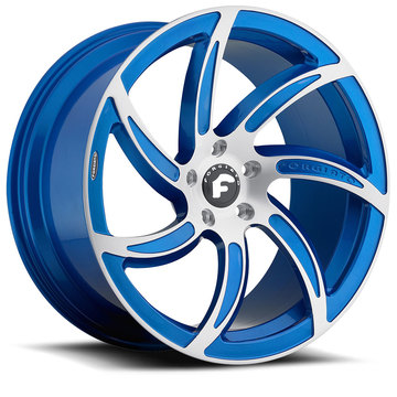 Forgiato Azioni-M Satin Finish Wheels