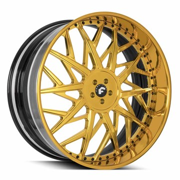 Forgiato Blocco Wheels