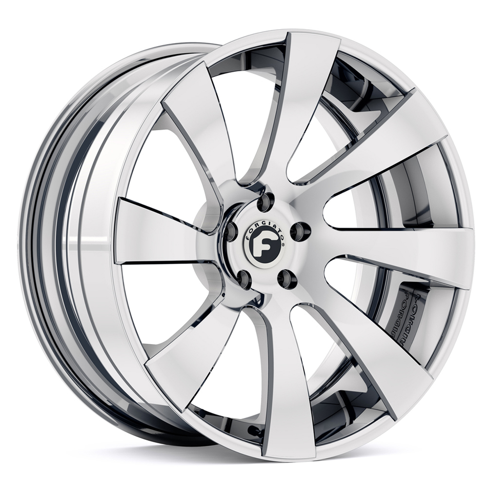 Forgiato Bullone-ECL Chrome Finish Wheels
