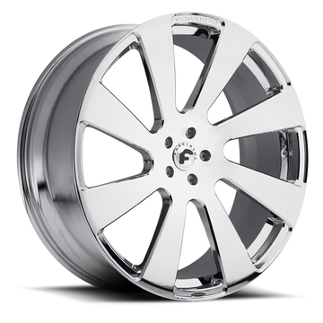 Forgiato Bullone-M Chrome Finish Wheels