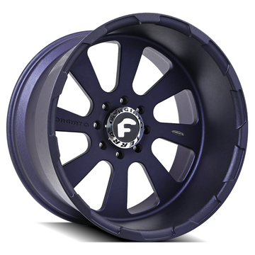Forgiato Bullone-T Purple Finish Wheels