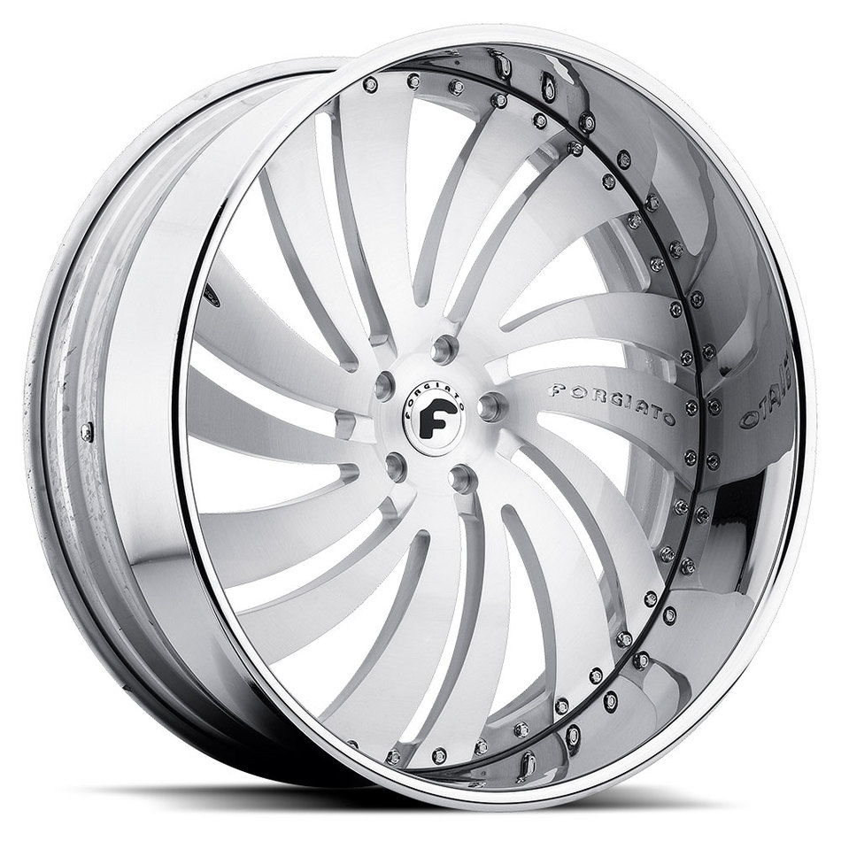 Forgiato Bespoke1 Wheels At Butler Tires And Wheels In: Forgiato Canale-L Wheels At Butler Tires And Wheels In