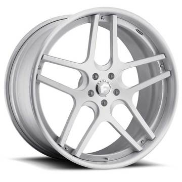 Forgiato Dieci-C Satin Finish Wheels
