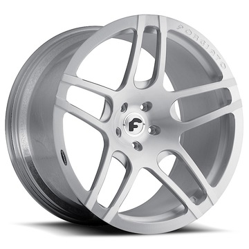 Forgiato Dieci-M Satin Finish Wheels