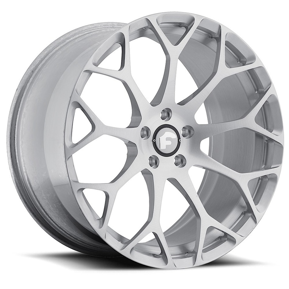 Forgiato Drea-M Satin Finish Wheels