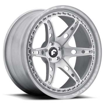 Forgiato F-Foro Satin Finish Wheels