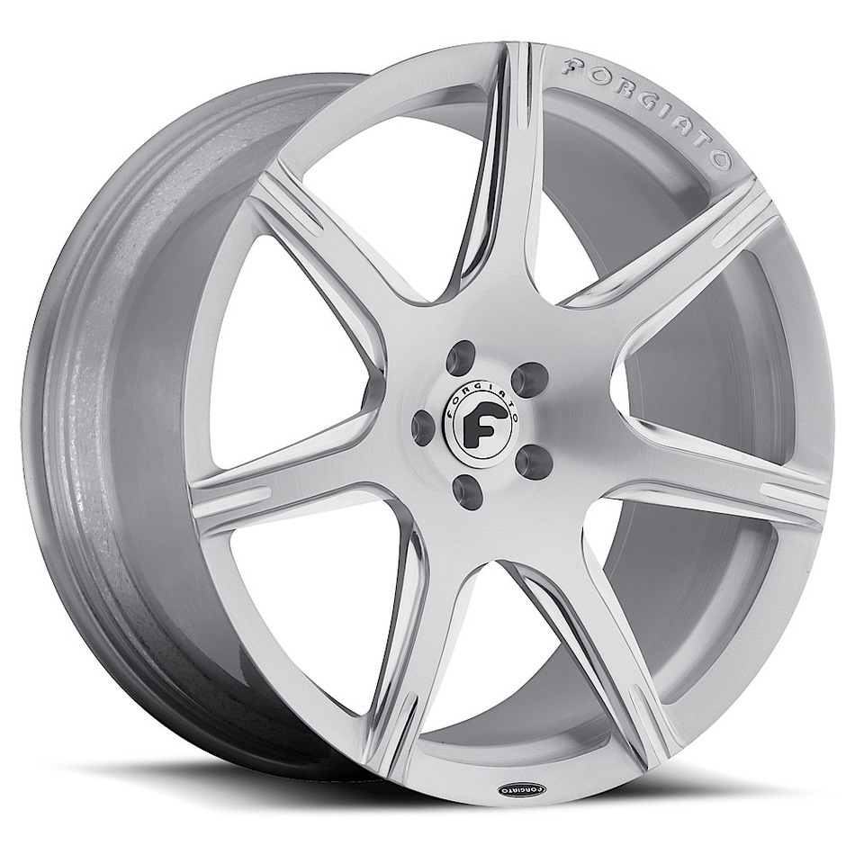 Forgiato F2-06-M Satin Finish Wheels