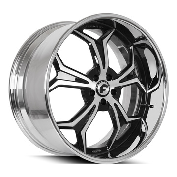 Forgiato F2.09-B Wheels