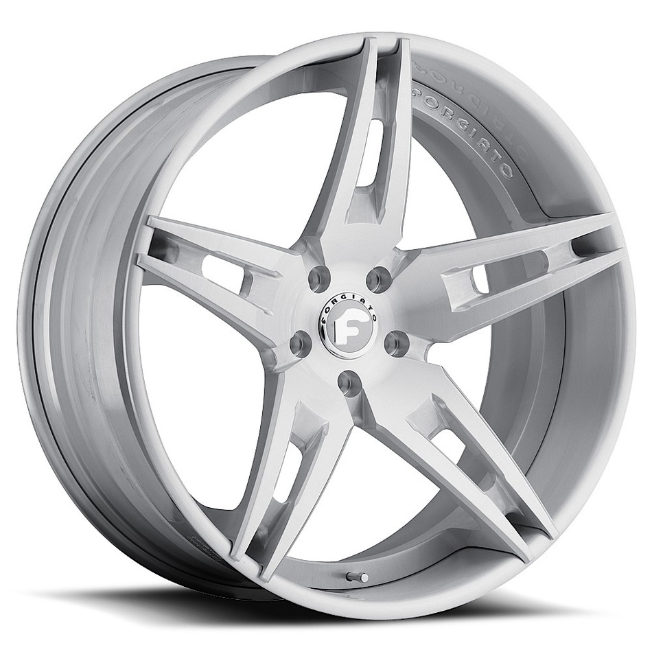 Forgiato F2.10 Satin Finish Wheels