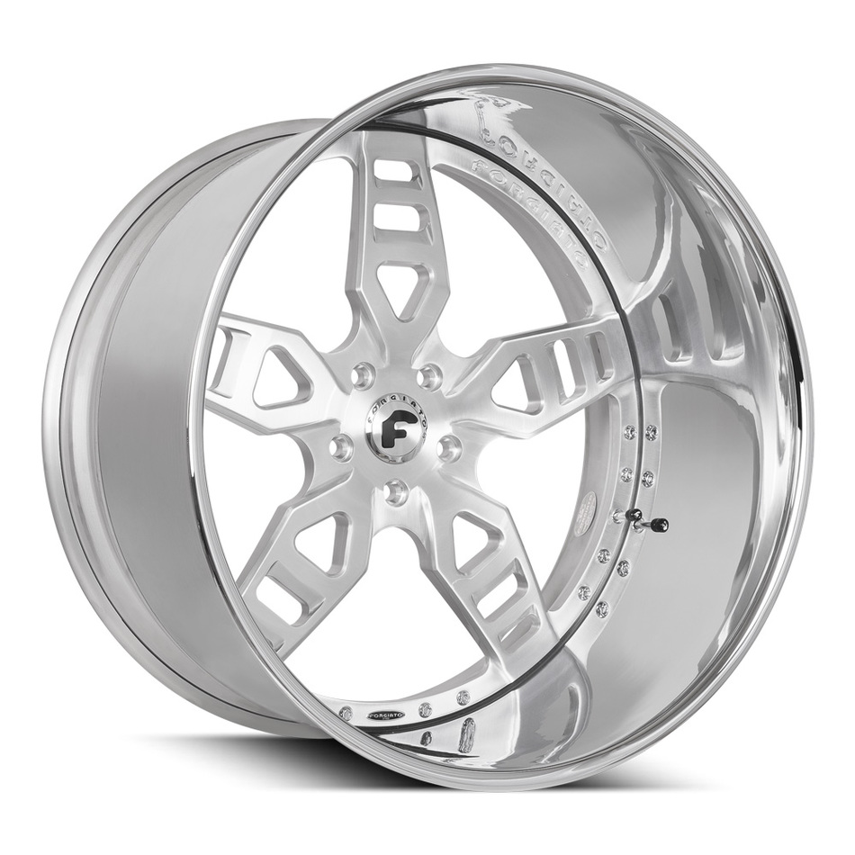 Forgiato F2.18-B Wheels