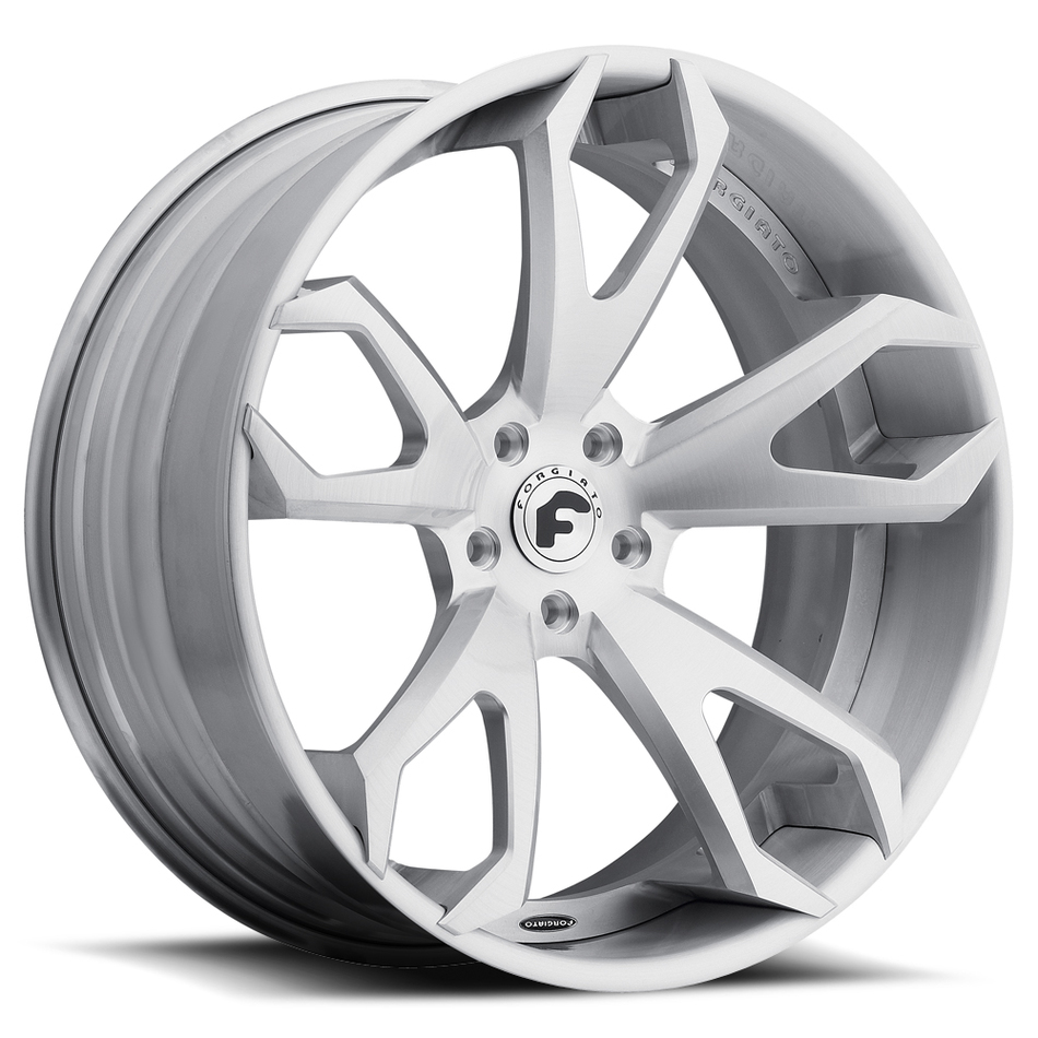 Forgiato F2.19-ECL Satin Finish Wheels