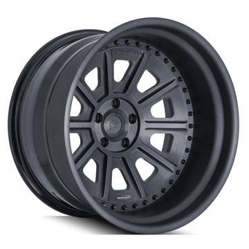 Forgiato FV4 Anodized Gray Finish Wheels
