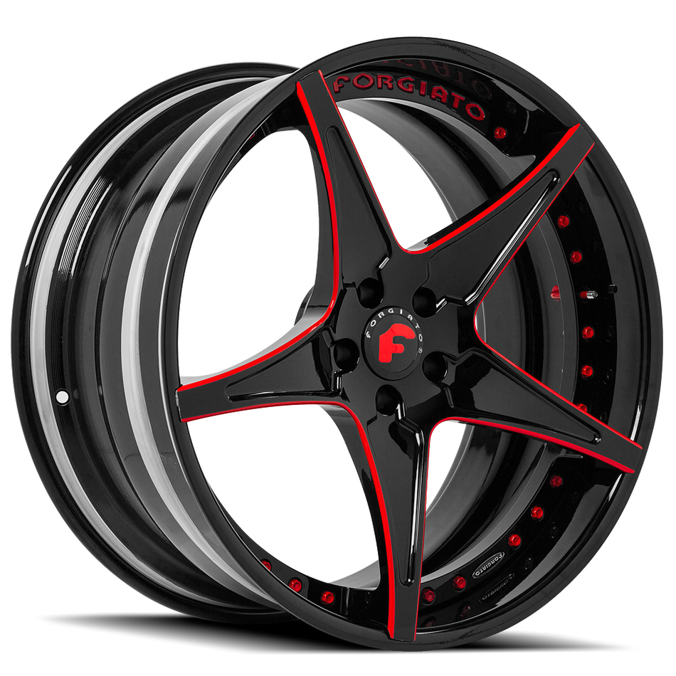 Forgiato Fata-ECL Wheels At Butler Tires And Wheels In