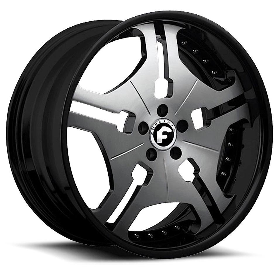 Forgiato Fia Wheels At Butler Tires And Wheels In Atlanta GA