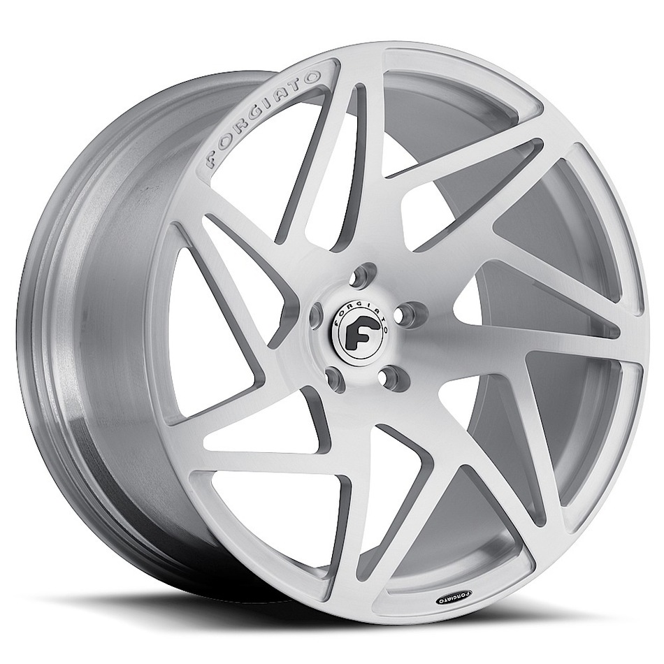 Forgiato Finestro-M Satin Finish Wheels