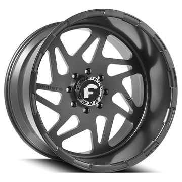 Forgiato Finestro-T Grey Finish Wheels