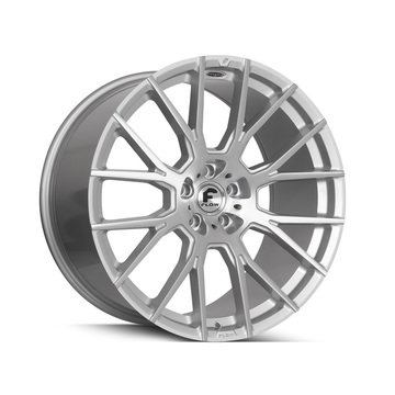 Forgiato Flow 001 Wheels Machined Silver Finish