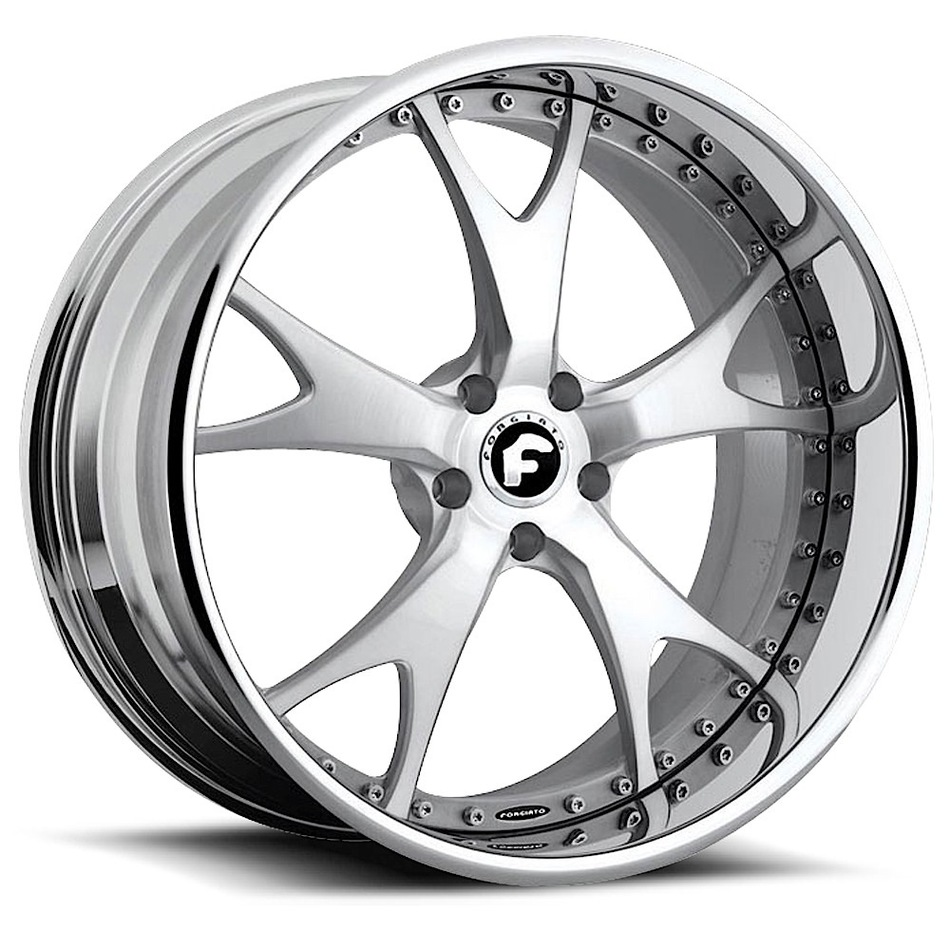 Forgiato Bespoke1 Wheels At Butler Tires And Wheels In: Forgiato Forcella Wheels At Butler Tires And Wheels In