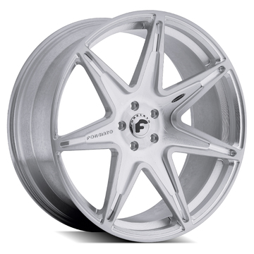 Forgiato Integliato-M Brushed Finish Wheels