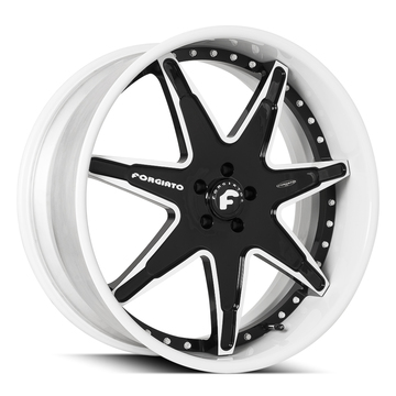 Forgiato Integliato Wheels