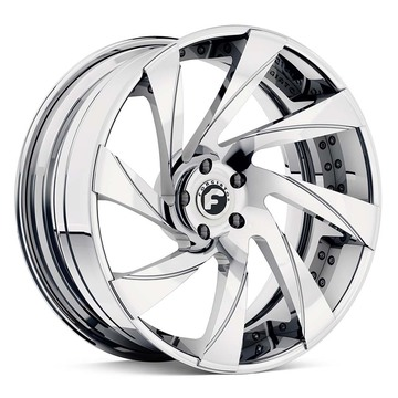 Forgiato Invetos-ECL Chrome Finish Wheels