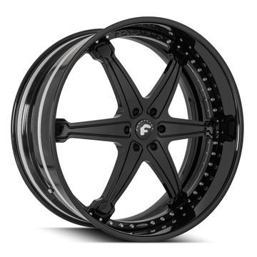 Forgiato Martellato-6 Wheels
