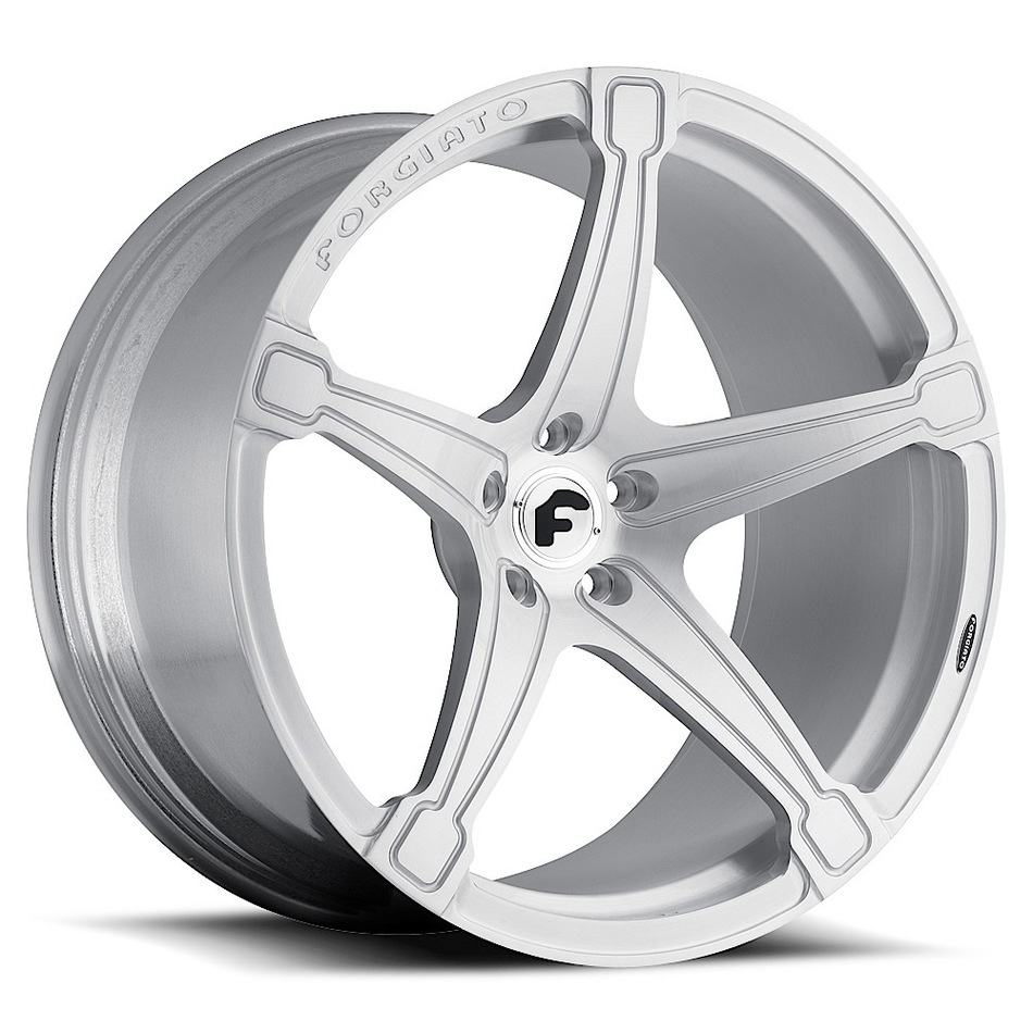 Forgiato Martellato-M Satin Finish Wheels