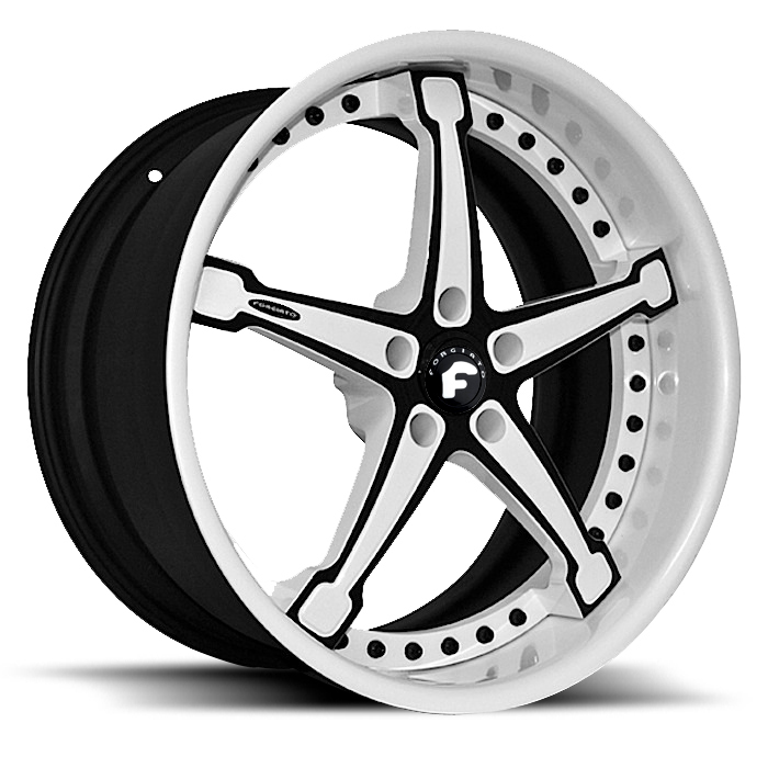 Forgiato Bespoke1 Wheels At Butler Tires And Wheels In: Forgiato Martellato Wheels At Butler Tires And Wheels In