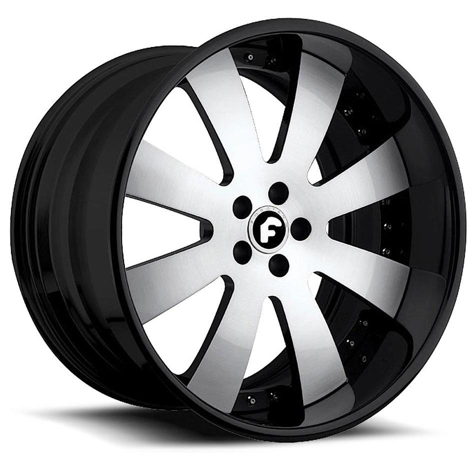 Forgiato Bespoke1 Wheels At Butler Tires And Wheels In: Forgiato Otto Wheels At Butler Tires And Wheels In Atlanta GA