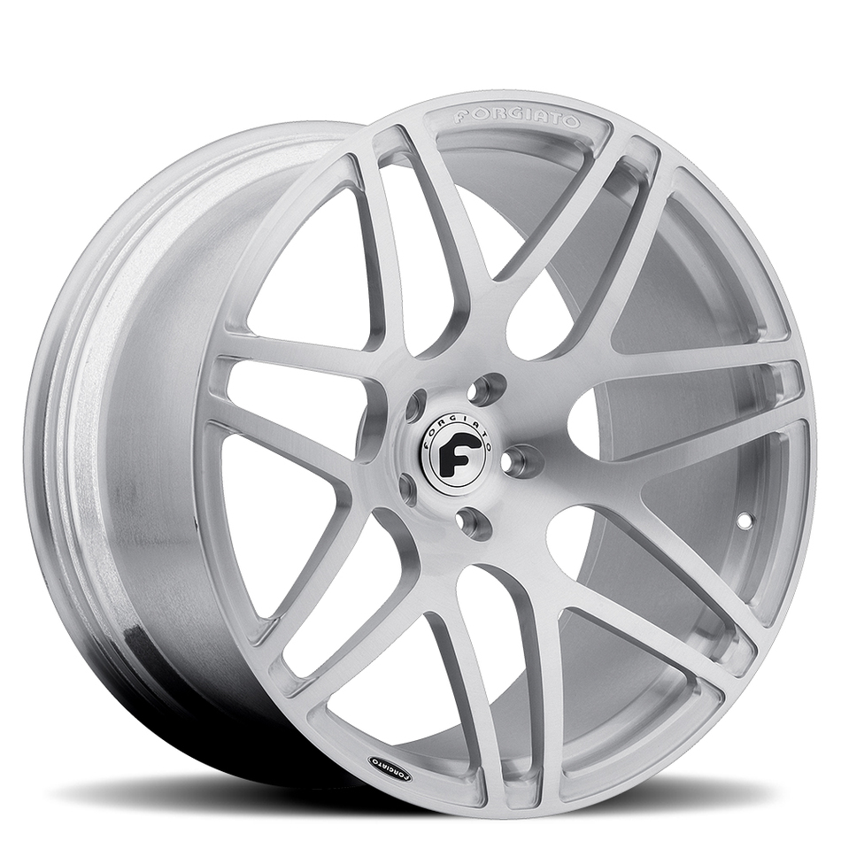 Forgiato Pinzette-M Satin Finish Wheels