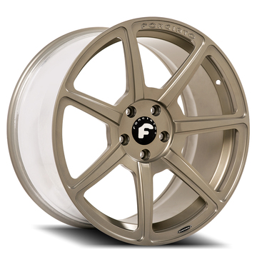 Forgiato Sette-M Grey Finish Wheels