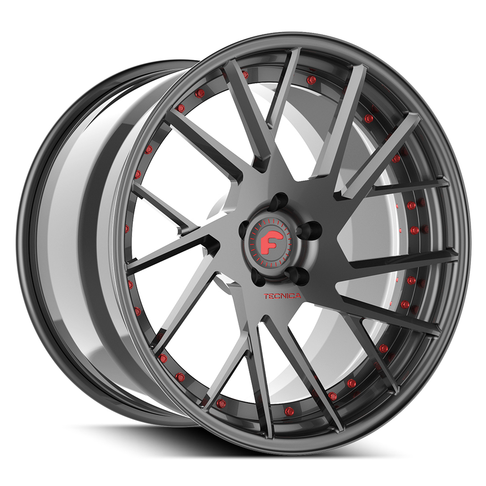 Forgiato Tec 2.2 Wheels