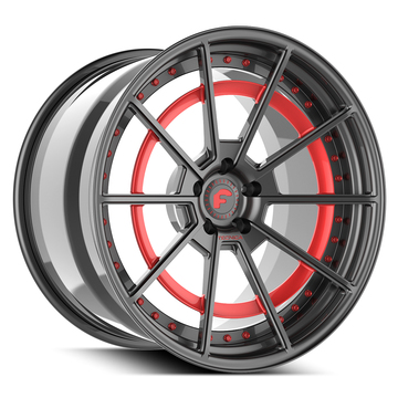 Forgiato Tec 2.4-R Wheels