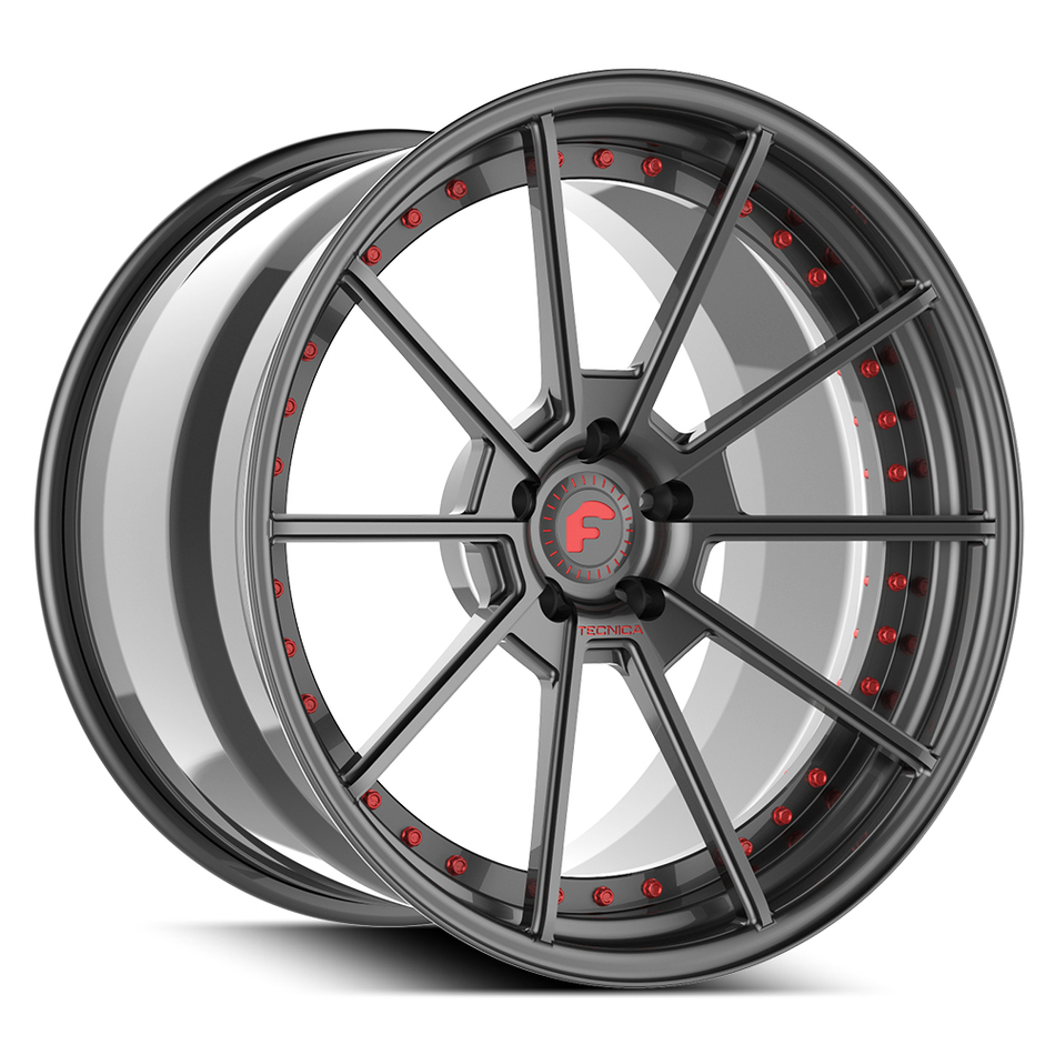 Forgiato Tec 2.4 Wheels