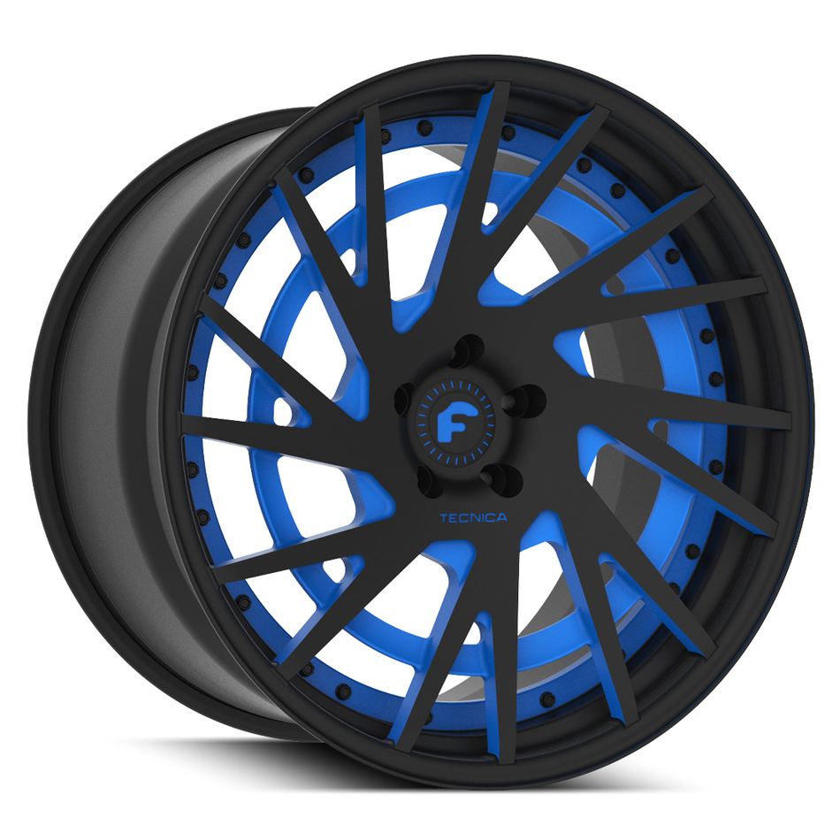 Forgiato Tec 2.5-R Wheels