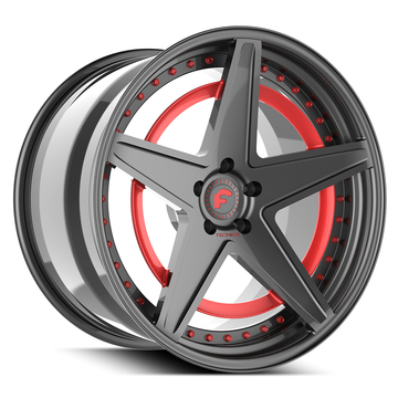 Forgiato Tec 2.6-R Wheels