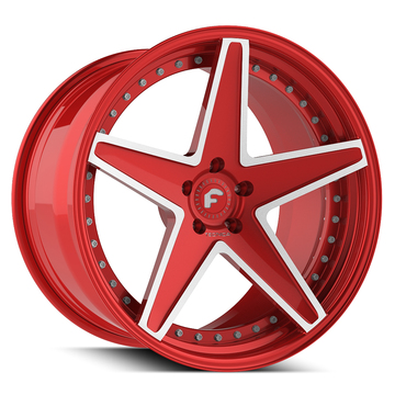 Forgiato Tec 2.6 Wheels