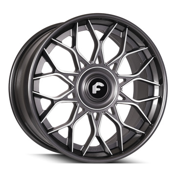 Forgiato Tec 3.3 Wheels