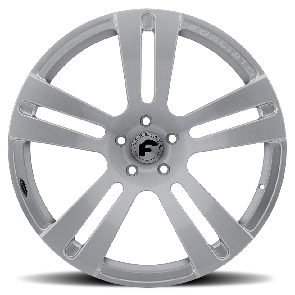 Forgiato Tratto-M Satin Finish Wheels