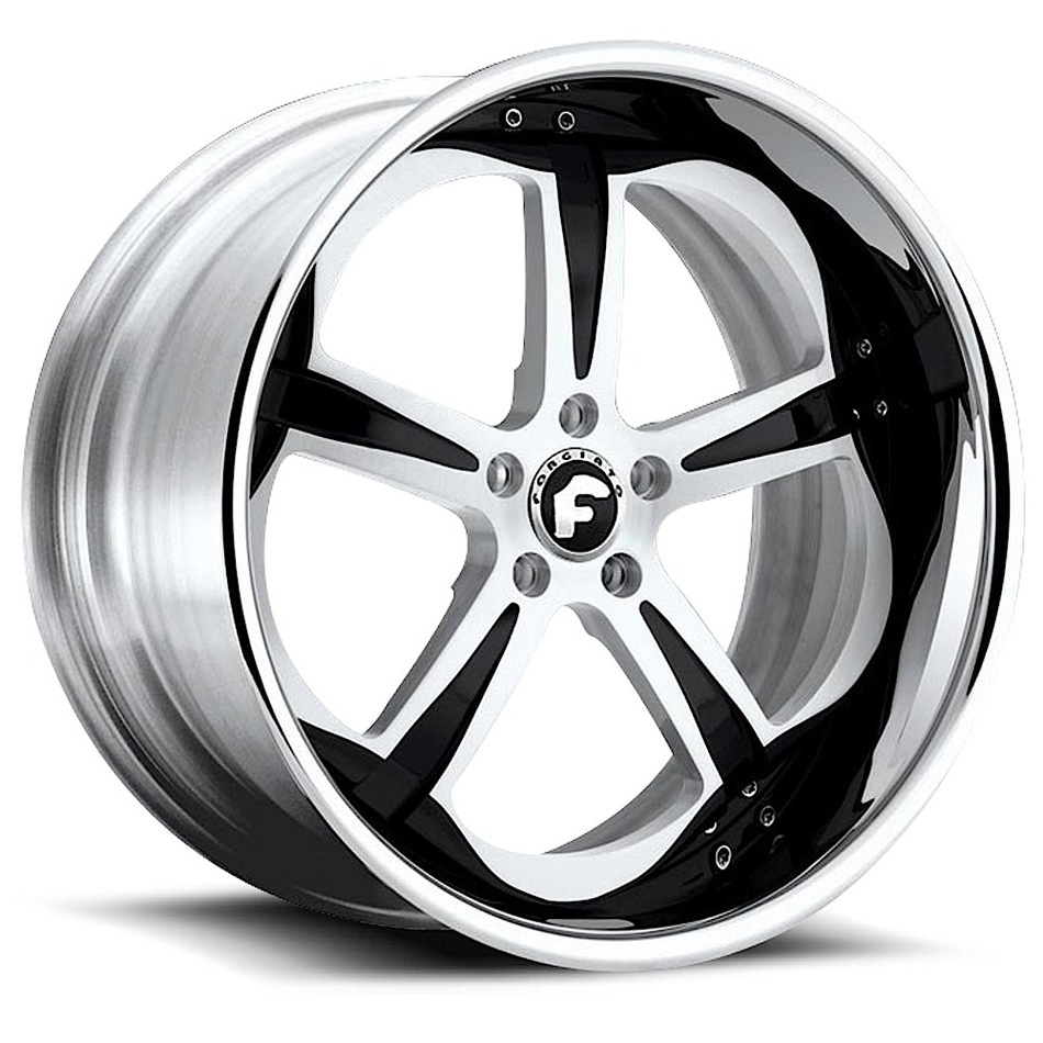 Forgiato Bespoke1 Wheels At Butler Tires And Wheels In: Forgiato Trifolio Wheels At Butler Tires And Wheels In